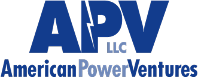 American Power Ventures Retina Logo